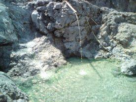 The Hot Spring, Pangururan, North Sumatera