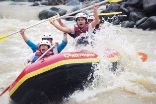 Citatih River, Sukabumi, West Java