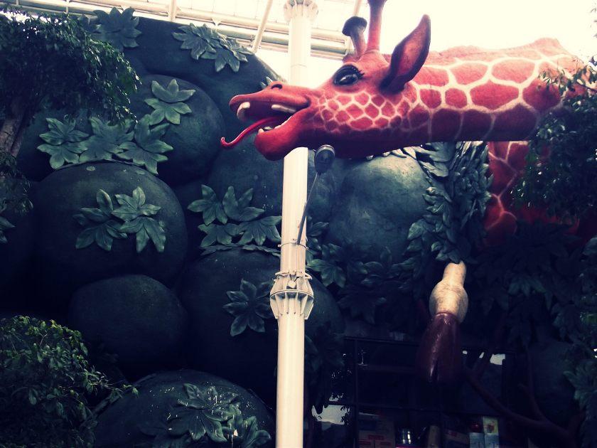 Giant Gireffe
