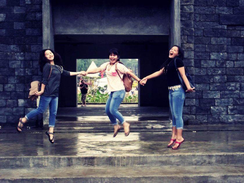 Jump.. jump
