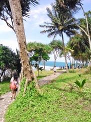 Batu Hiu Beach, Ciamis, West Java